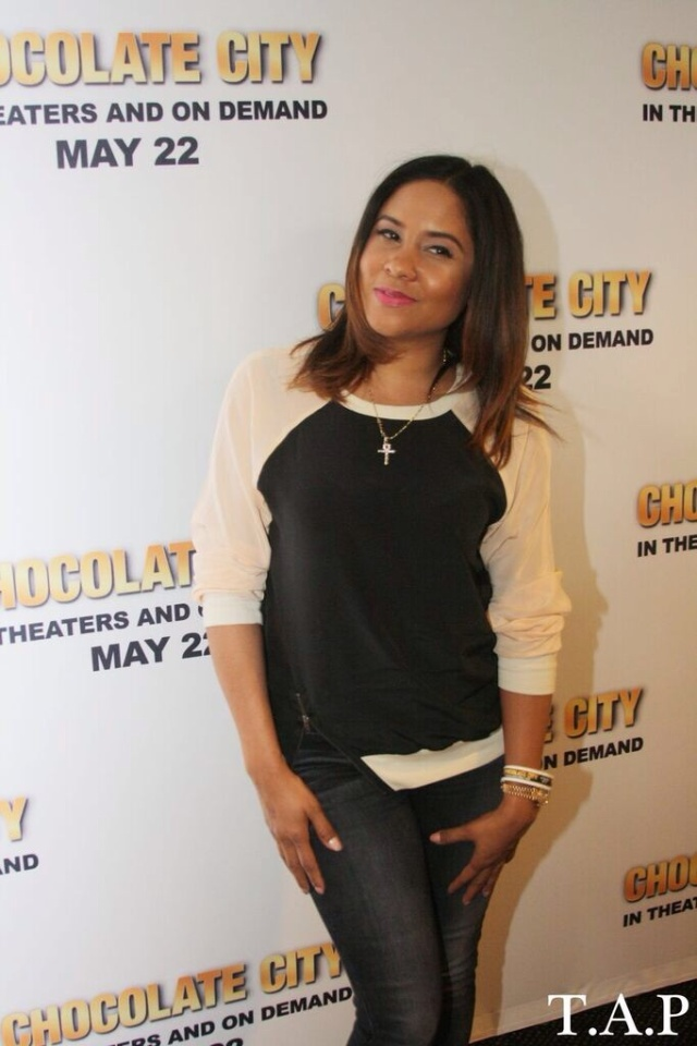 Angela Yee Host of event