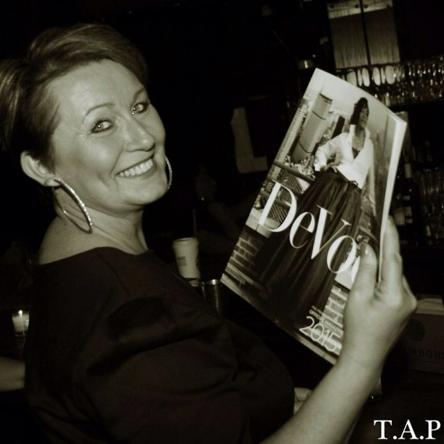 Image by T.A.P. DeVoe Magazine Launch Party NYC
